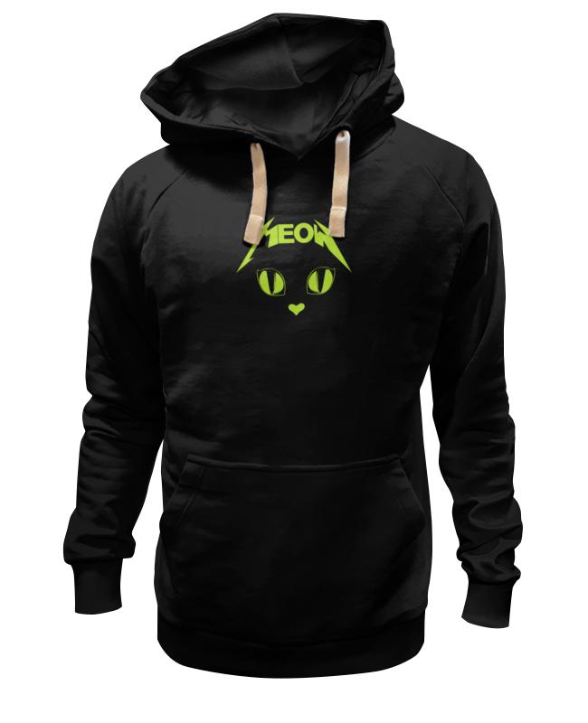 Толстовка Wearcraft Premium унисекс Printio Мяу (кошка)