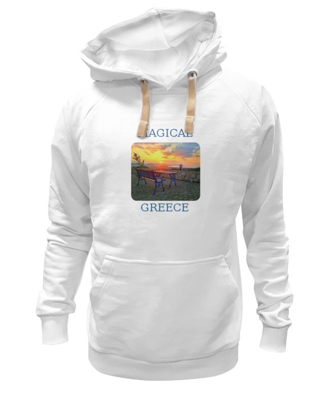 Printio Магическая греция толстовка wearcraft premium унисекс printio красный рассвет над горами