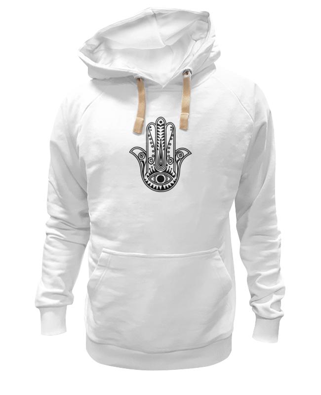 Толстовка Wearcraft Premium унисекс Printio Хамса (hamsa) футболка wearcraft premium printio хамса hamsa