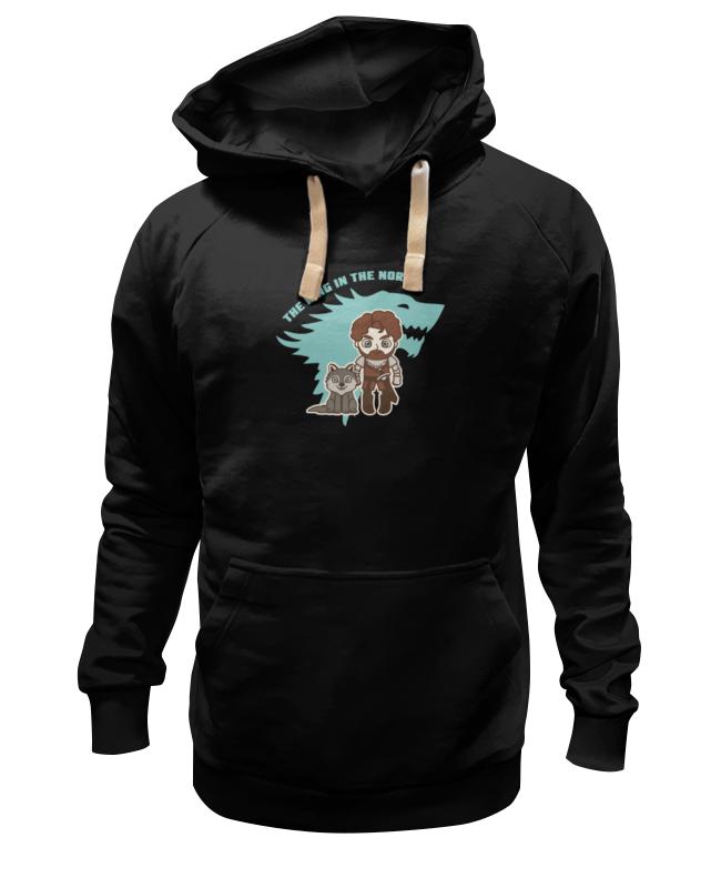 Толстовка Wearcraft Premium унисекс Printio Старки (игра престолов) толстовка wearcraft premium унисекс printio волк и дракон игра престолов