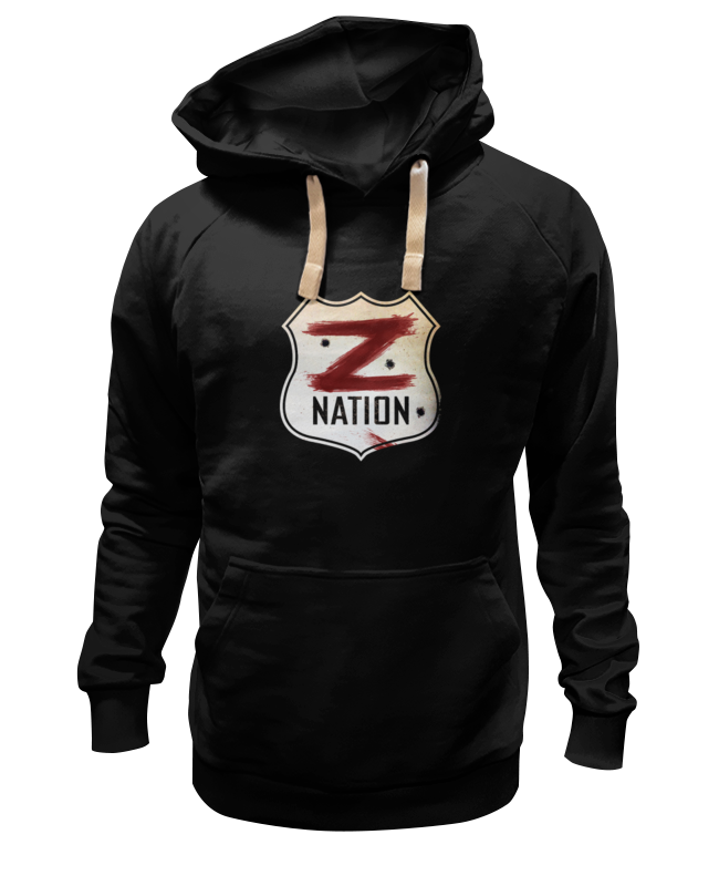 Толстовка Wearcraft Premium унисекс Printio Z nation лонгслив printio z nation