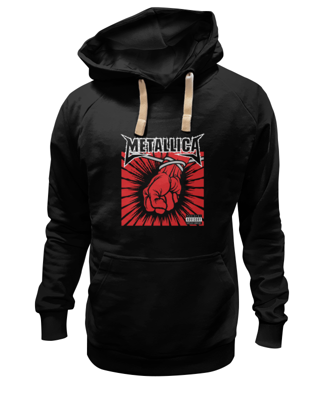 Толстовка Wearcraft Premium унисекс Printio Metallica / st. anger детская футболка классическая унисекс printio metallica  st anger