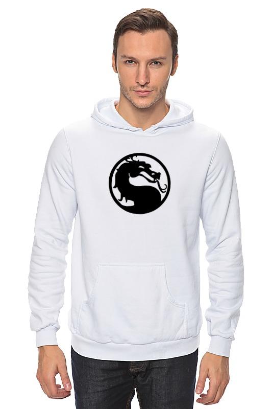 Толстовка Wearcraft Premium унисекс Printio Mortal kombat (мортал комбат) свитшот унисекс хлопковый printio mortal kombat