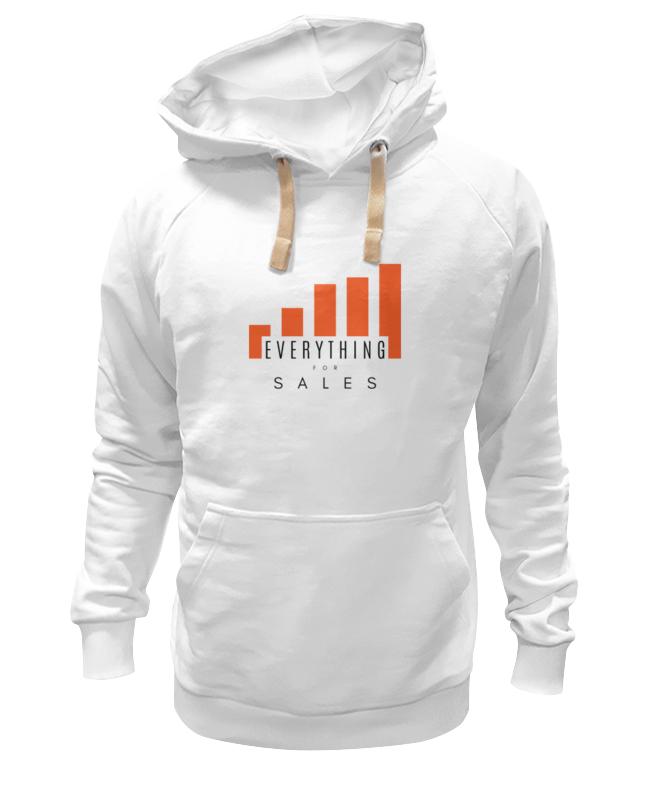 Толстовка Wearcraft Premium унисекс Printio Все для продажи футболка стрэйч printio все для продажи