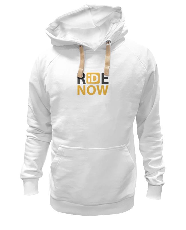 Толстовка Wearcraft Premium унисекс Printio Ride-now мужская одежда для спорта