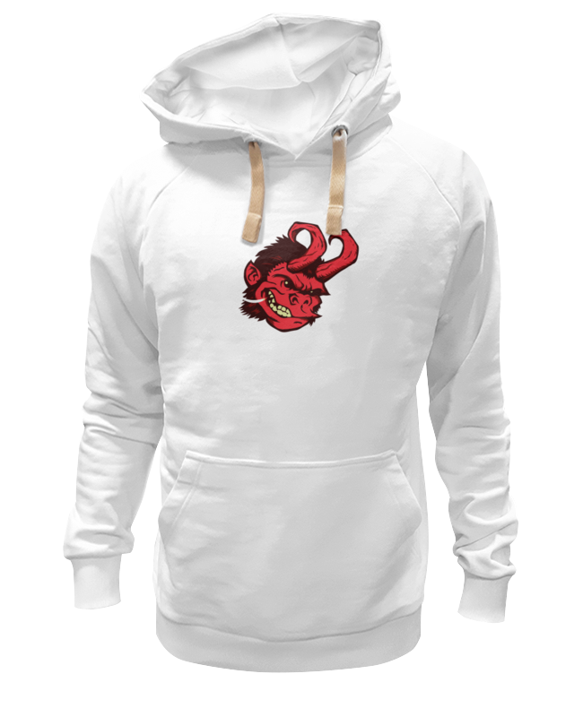Толстовка Wearcraft Premium унисекс Printio Дьявол толстовка wearcraft premium унисекс printio дьявол