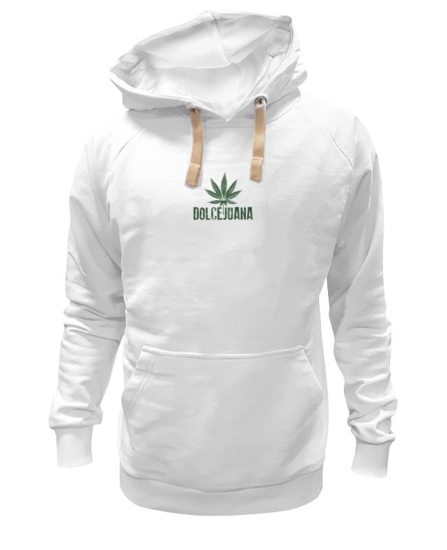 Толстовка Wearcraft Premium унисекс Printio Марихуана дольчехуана handbook of cannabis