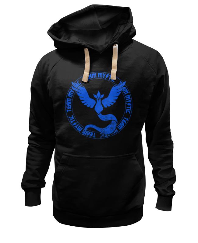 Толстовка Wearcraft Premium унисекс Printio Team mystic цена