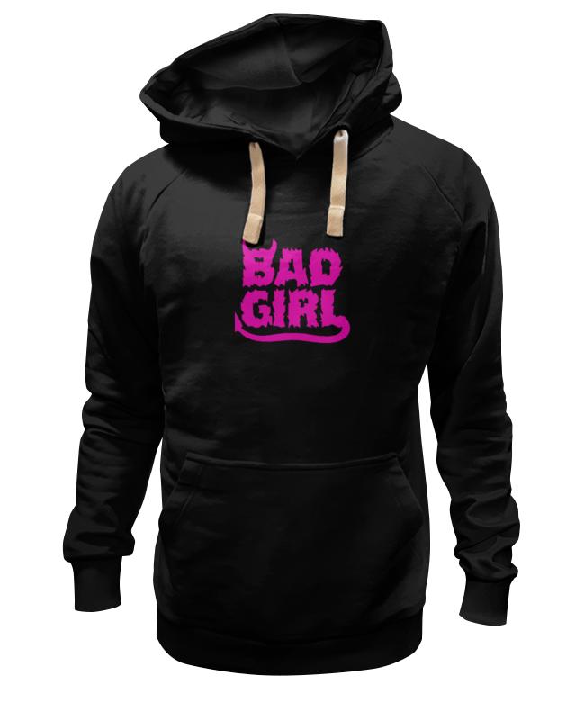 Толстовка Wearcraft Premium унисекс Printio Bad girl (плохая девченка) bad influence