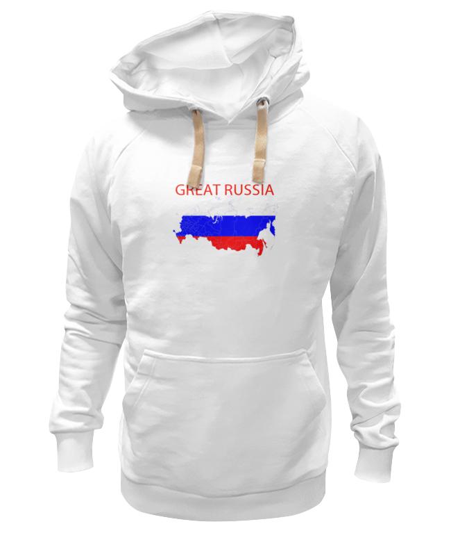 Толстовка Wearcraft Premium унисекс Printio Great russia 9 the great толстовка
