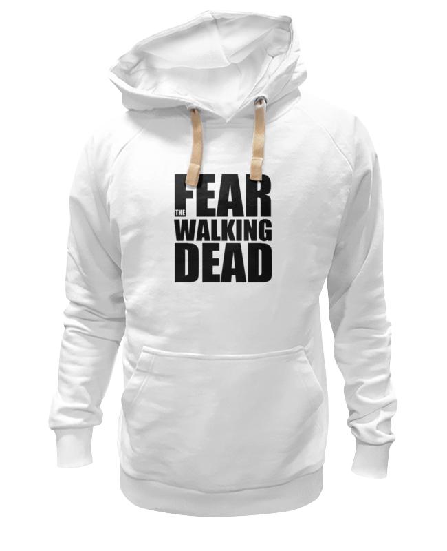 Толстовка Wearcraft Premium унисекс Printio Fear the walking dead the march against fear