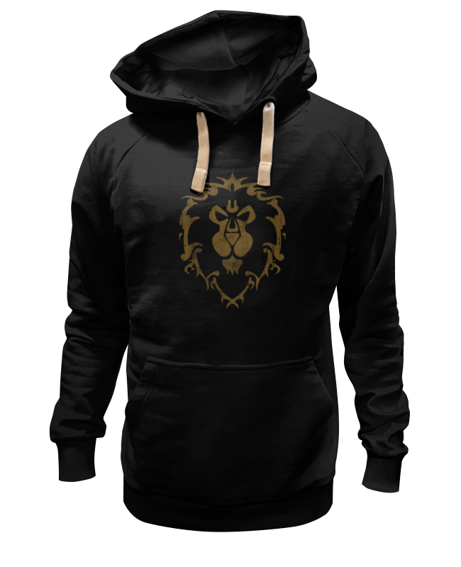 Толстовка Wearcraft Premium унисекс Printio World of warcraft. альянс толстовка wearcraft premium унисекс printio world of warcraft орда