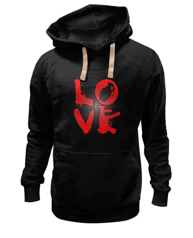 Толстовка Wearcraft Premium унисекс Printio Love - 1 толстовка wearcraft premium унисекс printio love for orlando