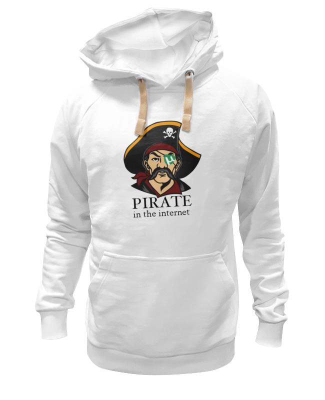 цена Толстовка Wearcraft Premium унисекс Printio Интернет пират