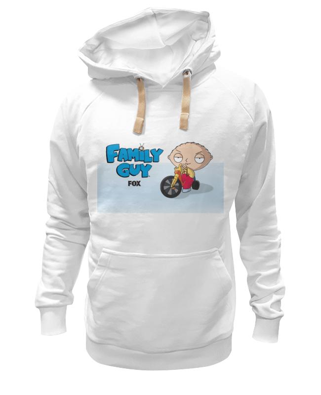 Толстовка Wearcraft Premium унисекс Printio Гриффины толстовка wearcraft premium унисекс printio петушок