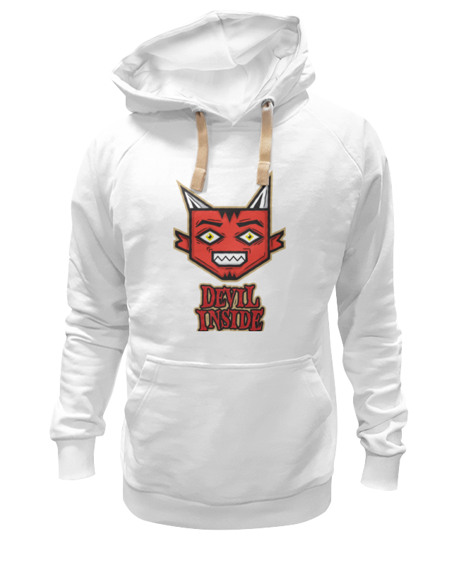 Толстовка Wearcraft Premium унисекс Printio Дьявол внутри толстовка wearcraft premium унисекс printio дьявол