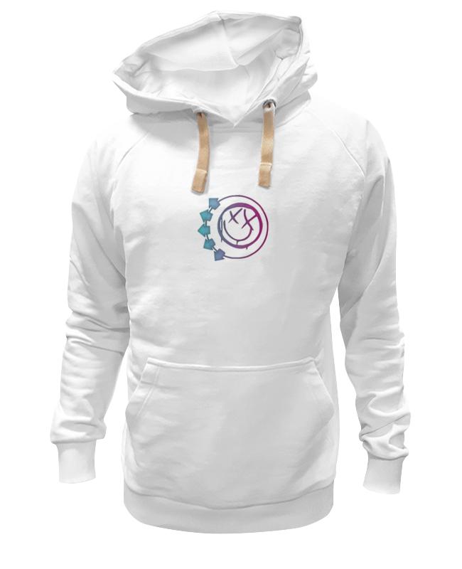 Толстовка Wearcraft Premium унисекс Printio Blink-182 футболка wearcraft premium slim fit printio putin