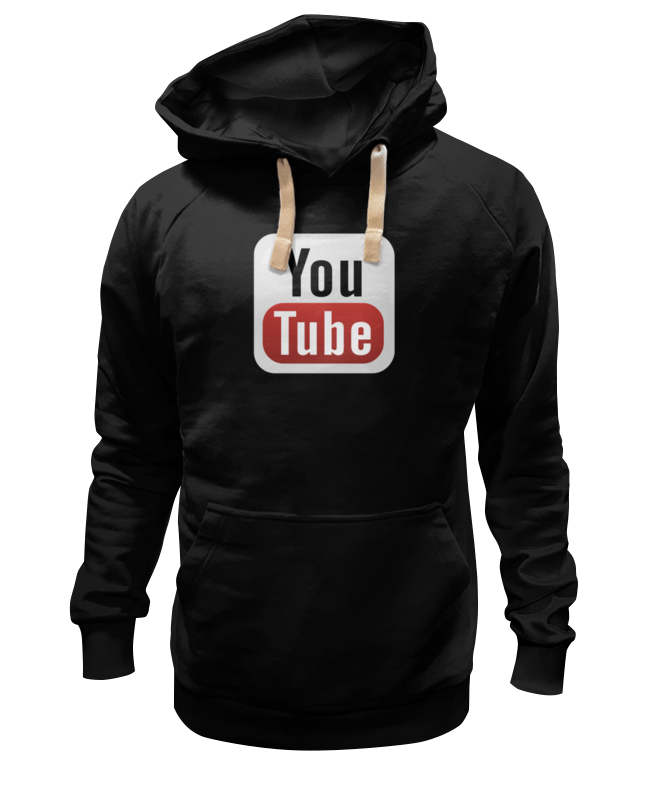 Толстовка Wearcraft Premium унисекс Printio Youtube printer youtube