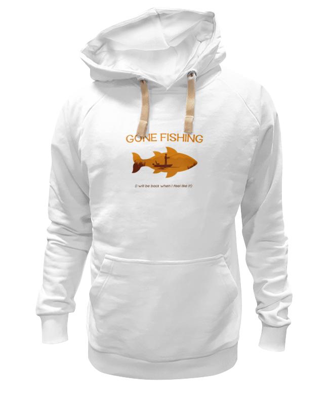 Толстовка Wearcraft Premium унисекс Printio Gone fishing майка классическая printio gone fishing