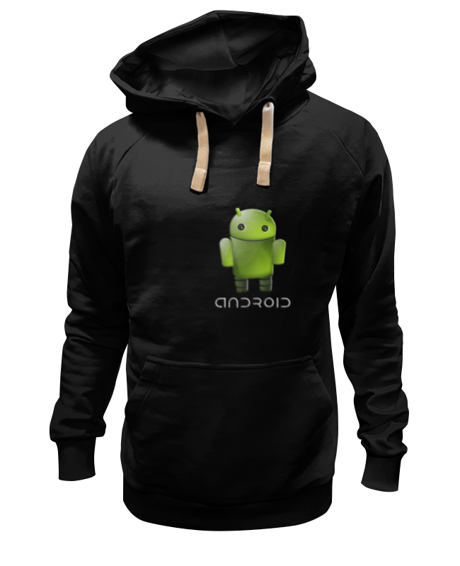 Толстовка Wearcraft Premium унисекс Printio Android толстовка wearcraft premium унисекс printio android eats apple