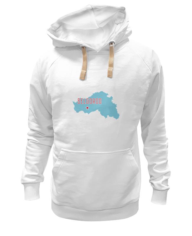 Толстовка Wearcraft Premium унисекс Printio Белгородская область. белгород