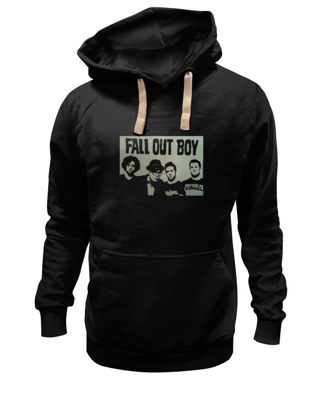 Толстовка Wearcraft Premium унисекс Printio Fall out boy худи print bar fall out boy