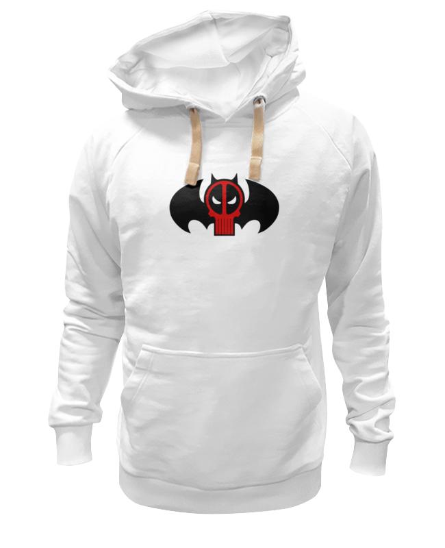 Толстовка Wearcraft Premium унисекс Printio Deadpool x batman