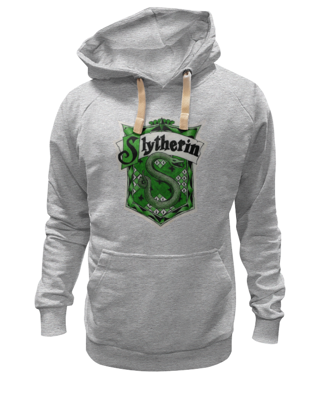 Толстовка Wearcraft Premium унисекс Printio Slytherin quidditch team harry potter golden snitch watch pocket watch necklace steampunk quidditch pocket clock