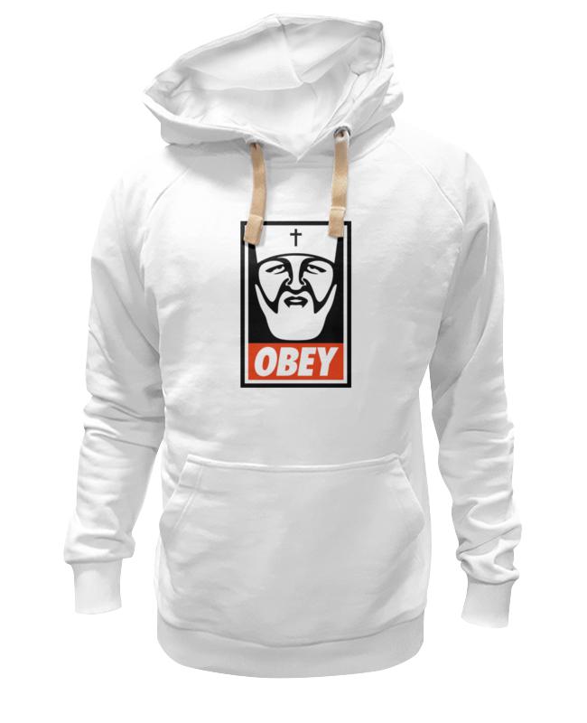 Толстовка Wearcraft Premium унисекс Printio Kirill obey сумка printio kirill obey