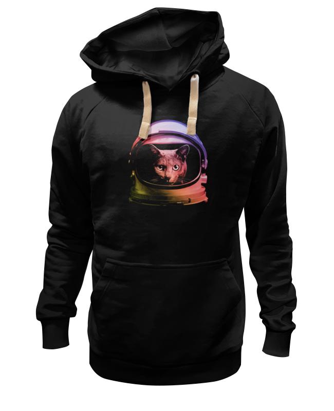 цена Printio Кот космонавт онлайн в 2017 году