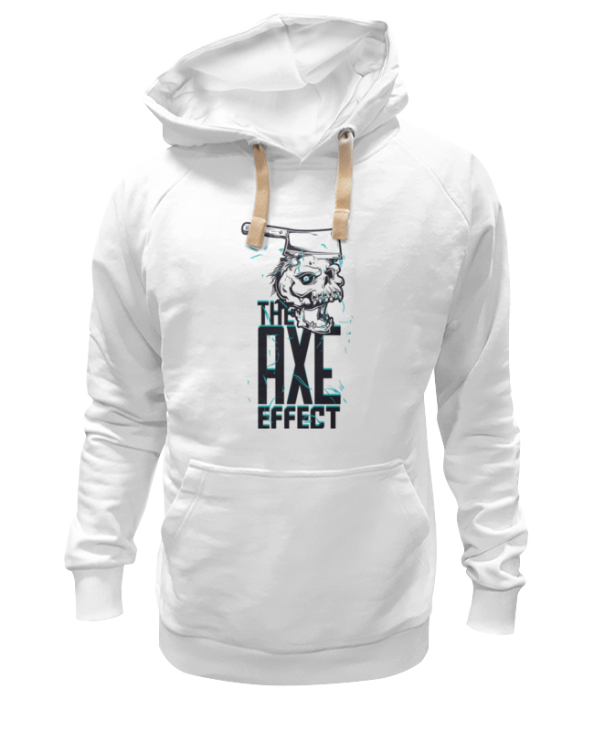 Толстовка Wearcraft Premium унисекс Printio The axe effect