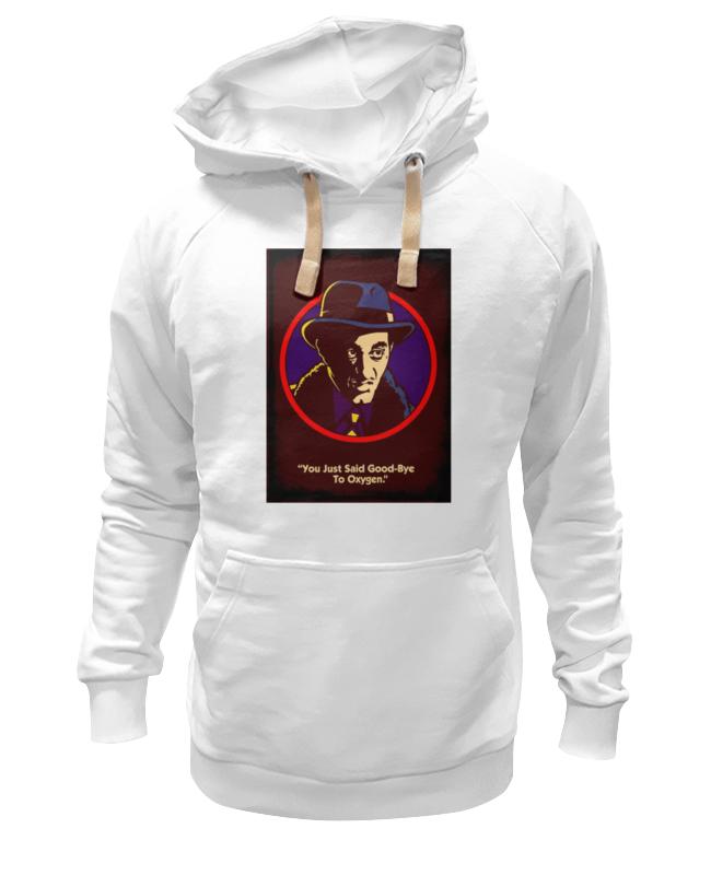 Толстовка Wearcraft Premium унисекс Printio Дик трэйси футболка рингер printio дик трэйси