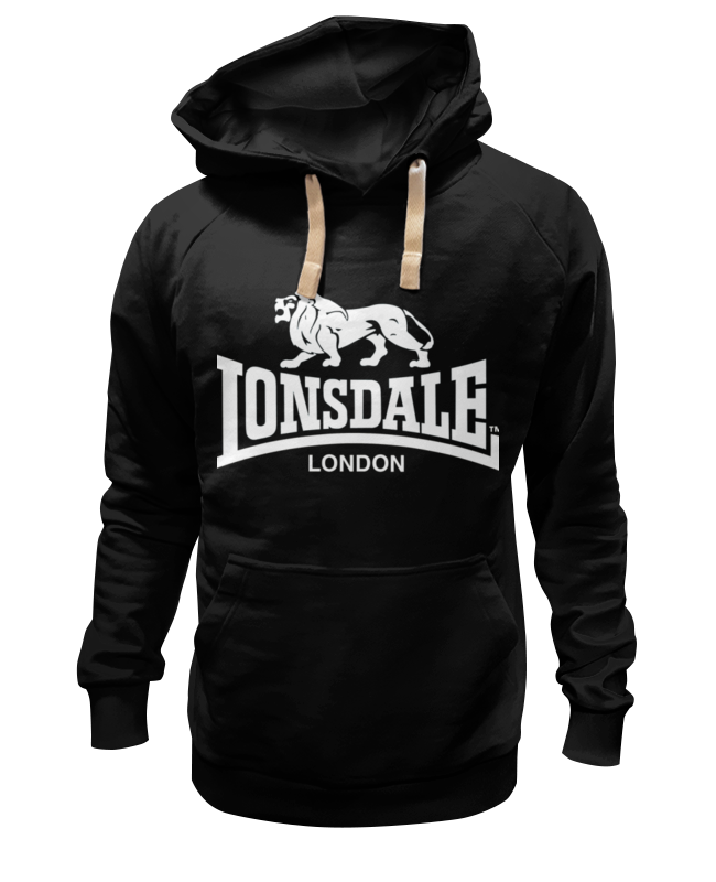 Толстовка Wearcraft Premium унисекс Printio Lonsdale london