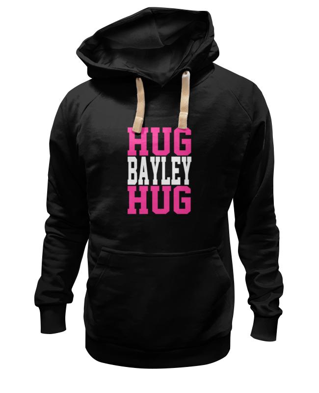 Толстовка Wearcraft Premium унисекс Printio Hug bayley hug (wwe)