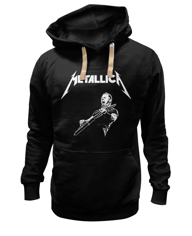 Толстовка Wearcraft Premium унисекс Printio Metallica толстовка wearcraft premium унисекс printio фк челябинск