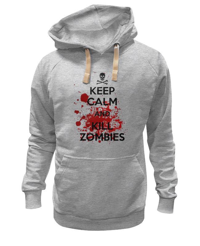 Printio Убивай зомби музыка зомби