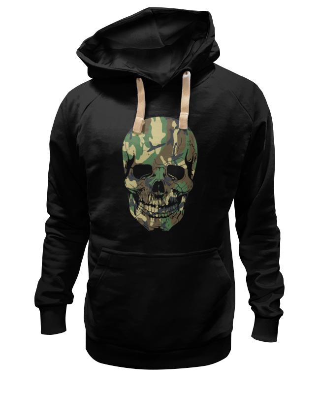 Толстовка Wearcraft Premium унисекс Printio Skull - 11 толстовка wearcraft premium унисекс printio willie skull gray