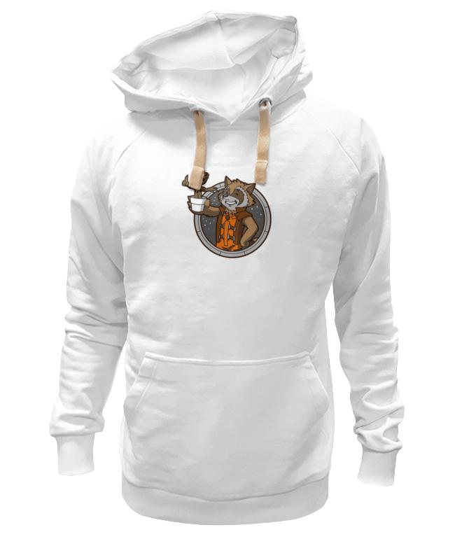 Толстовка Wearcraft Premium унисекс Printio Грут и енот (стражи галактики) цена и фото
