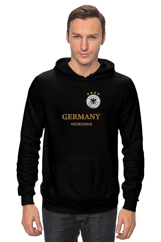 Толстовка Wearcraft Premium унисекс Printio Сборная германии по футболу евро 2016 футболка wearcraft premium printio болеем за наших