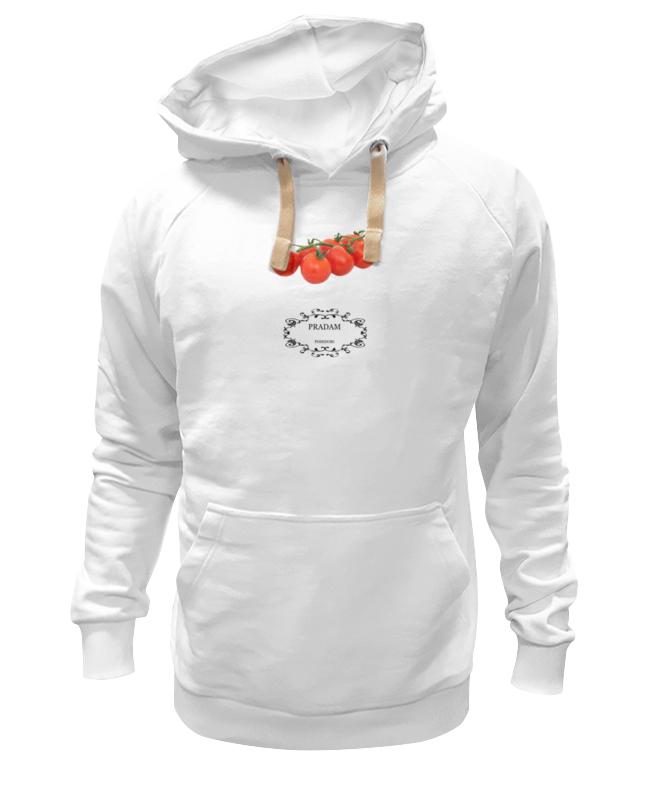 Толстовка Wearcraft Premium унисекс Printio Fuck fake pradam pomidori сумка printio fuck fake pradam pomidori