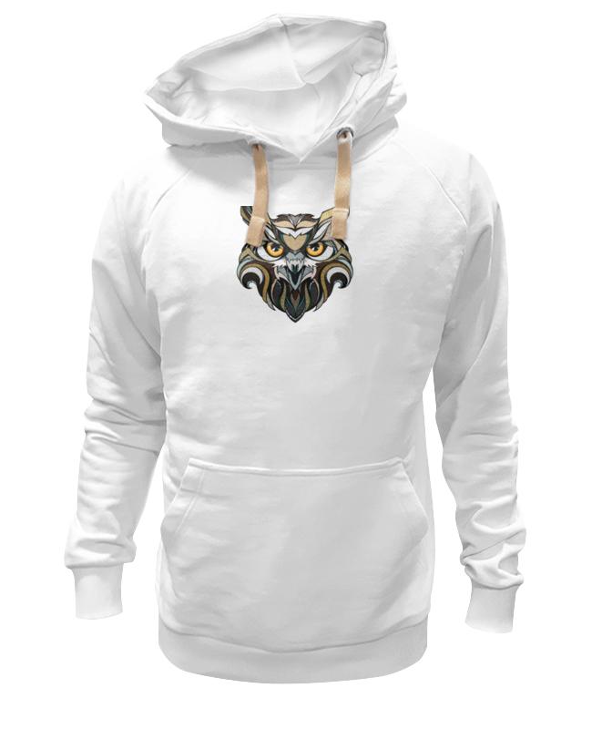 Толстовка Wearcraft Premium унисекс Printio Сова (owl) цена и фото
