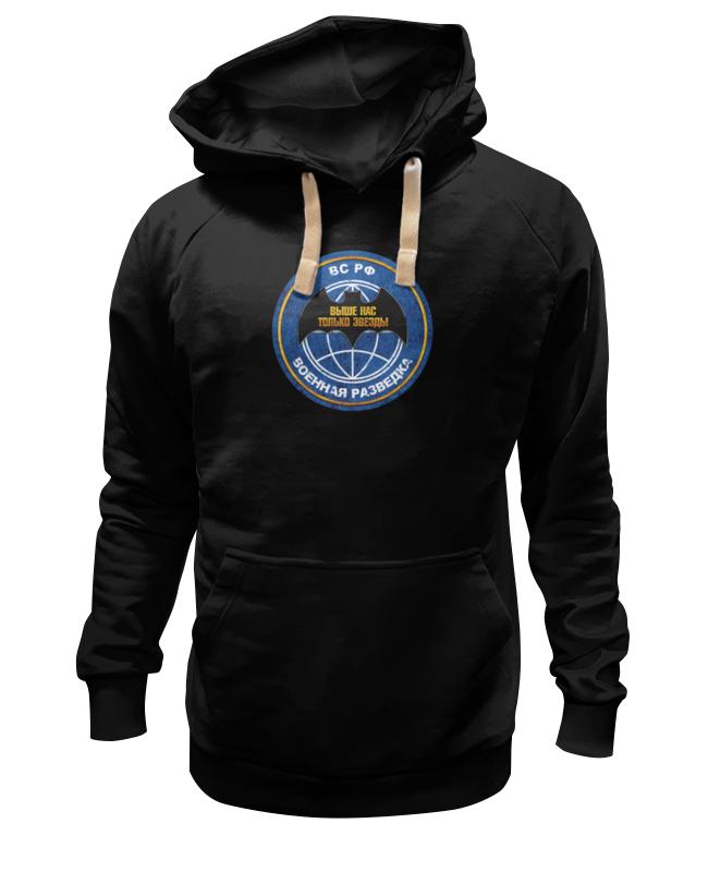 Толстовка Wearcraft Premium унисекс Printio Военная разведка футболка wearcraft premium printio военная разведка