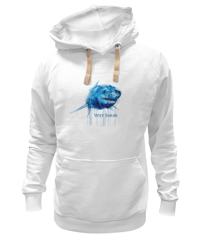 Толстовка Wearcraft Premium унисекс Printio Акула футболка wearcraft premium printio акула shark