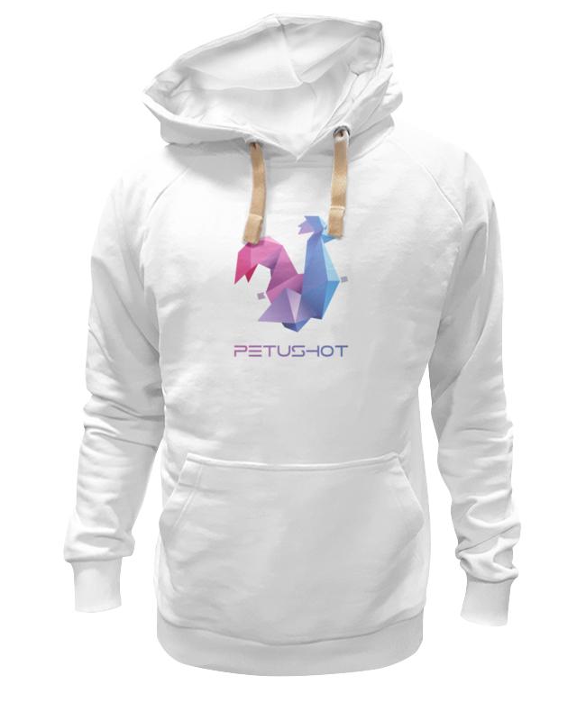 Толстовка Wearcraft Premium унисекс Printio Petushot все цены