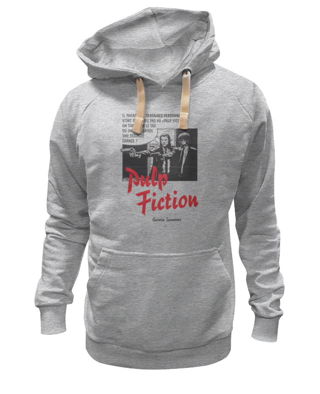 Толстовка Wearcraft Premium унисекс Printio Pulp fiction худи print bar pulp fiction