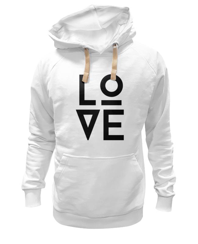 Толстовка Wearcraft Premium унисекс Printio Любовь (love) толстовка wearcraft premium унисекс printio love for orlando