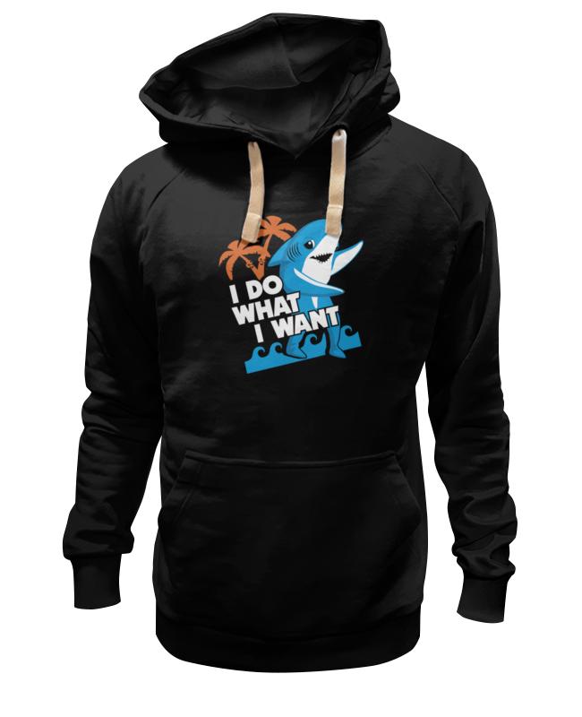 Толстовка Wearcraft Premium унисекс Printio Акула (shark) футболка wearcraft premium printio акула shark