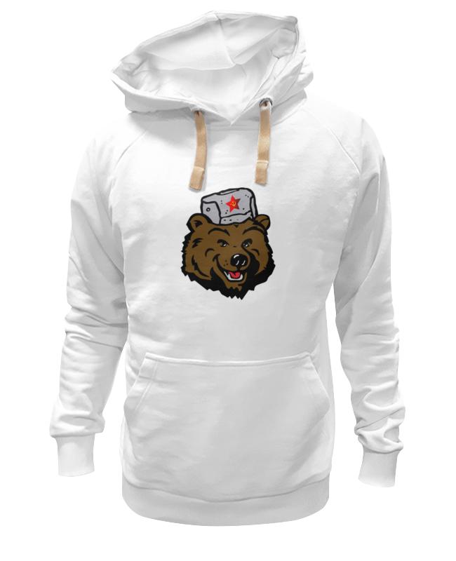 Толстовка Wearcraft Premium унисекс Printio Russian bear (русский медведь) [zob] original original srd n4 dc48v 2no 2nc genuine original dc contactor 2pcs lot