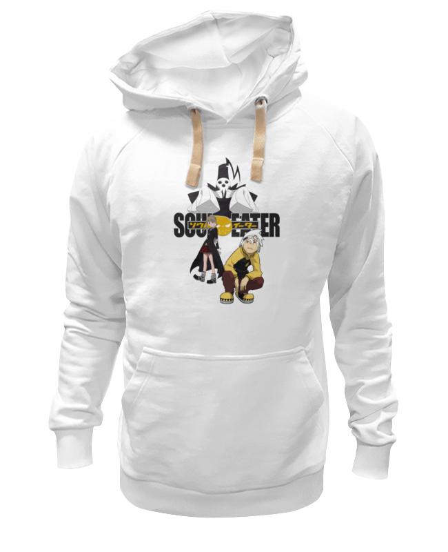 Толстовка Wearcraft Premium унисекс Printio Soul eater футболка wearcraft premium printio soul eater