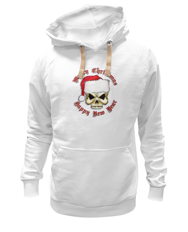 Толстовка Wearcraft Premium унисекс Printio Santa skull толстовка santa cruz jessee guadalupe black